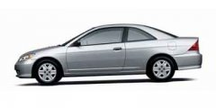 Used 2004 Honda Civic 2dr Cpe VP Manual