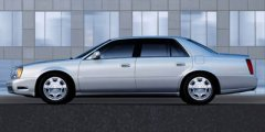 Used 2005 Cadillac DeVille 4dr Sdn w-Livery Pkg