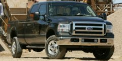 Used 2007 Ford Super Duty F-250 Lariat
