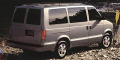 Used 2005 Chevrolet Astro Passenger Ext 111 WB AWD