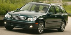 Used 2005 Mercedes-Benz C-Class 4dr Wgn 2.6L 4MATIC