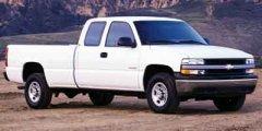 Used 2001 Chevrolet Silverado 1500 Ext Cab 143.5 WB 4WD LS
