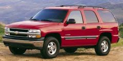 Used 2001 Chevrolet Tahoe 4dr 4WD LS