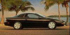 Used 1997 Chevrolet Camaro 2dr Cpe