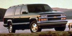 Used 1997 Chevrolet Suburban 1500 4WD