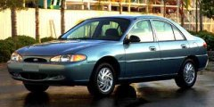 Used 1997 Ford Escort 4dr Sdn LX