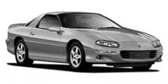 Used 1998 Chevrolet Camaro 2dr Cpe