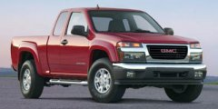 Used 2006 GMC Canyon Ext Cab 125.9 WB 2WD SL