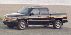 Used 2006 GMC Sierra Denali Crew Cab 143.5 WB AWD