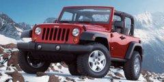 Used 2007 Jeep Wrangler 4WD 2dr Sahara