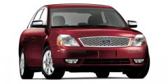 Used 2007 Ford Five Hundred 4dr Sdn SEL AWD