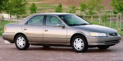 Used 2001 Toyota Camry 4dr Sdn CE Auto