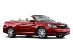 Used 2008 Chrysler Sebring 2dr Conv Touring FWD