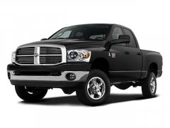 Used 2008 Dodge Ram 2500 4WD Quad Cab 160.5 SLT