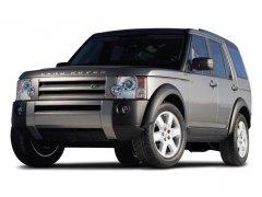2008 Land Rover LR3 4WD 4dr SE