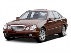 Used 2008 Mercedes-Benz E-Class