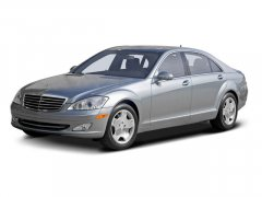 Used 2008 Mercedes-Benz S-Class 4dr Sdn 5.5L V8 4MATIC