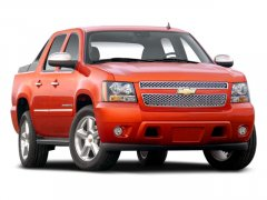 Used 2009 Chevrolet Avalanche 4WD Crew Cab 130 LT w-1LT