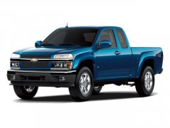 Used 2009 Chevrolet Colorado 2WD Ext Cab 125.9 Work Truck