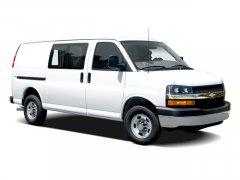 Used 2009 Chevrolet Express Cargo Van RWD 1500 135