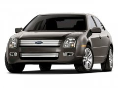 Used 2009 Ford Fusion 4dr Sdn I4 SEL FWD