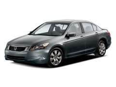 Used 2009 Honda Accord Sdn 4dr I4 Auto EX-L