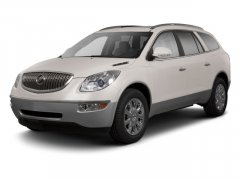 Used 2010 Buick Enclave AWD 4dr CXL w-2XL