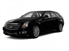 Used 2010 Cadillac CTS Wagon 5dr Wgn 3.0L AWD