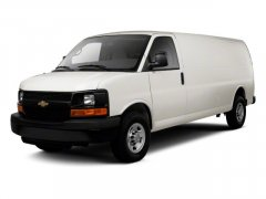 Used 2010 Chevrolet Express Cargo Van RWD 2500 155