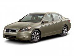 Used 2010 Honda Accord Sdn EX-L