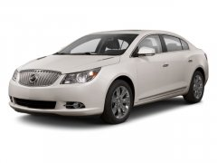 Used 2011 Buick LaCrosse 4dr Sdn CXL FWD