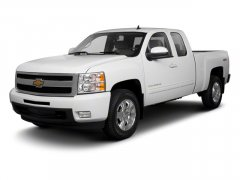 Used 2011 Chevrolet Silverado 1500 4WD Ext Cab 143.5 Work Truck