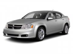 Used 2011 Dodge Avenger 4dr Sdn Express