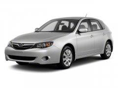 Used 2011 Subaru Impreza Wagon 2.5i Premium