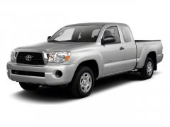 2011 Toyota Tacoma Pickup 4D 6 ft