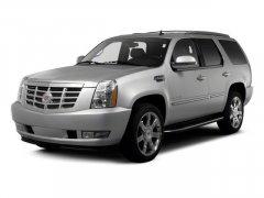 Used 2012 Cadillac Escalade AWD 4dr Platinum Edition