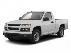 Used 2012 Chevrolet Colorado 4WD Reg Cab LT w-1LT