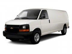 2012 Chevrolet Express Cargo Van RWD 3500 135