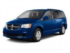 Used 2012 Dodge Grand Caravan 4dr Wgn SXT