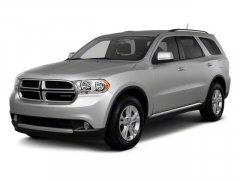 Used 2012 Dodge Durango AWD 4dr Crew