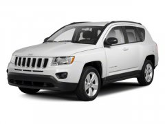 Used 2012 Jeep Compass FWD 4dr Sport