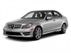 Used 2012 Mercedes-Benz C-Class