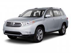 Used 2012 Toyota Highlander Limited