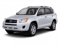 Used 2012 Toyota RAV4 4WD 4dr I4 Limited