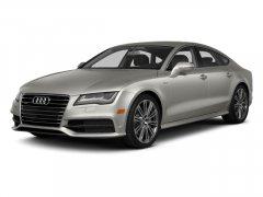 Used 2013 Audi A7 4dr HB quattro 3.0 Premium Plus