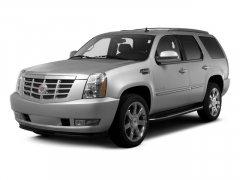 Used 2013 Cadillac Escalade AWD 4dr Luxury