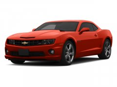 Used 2013 Chevrolet Camaro 2dr Cpe SS w-2SS