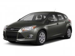 Used 2013 Ford Focus 5dr HB SE