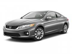 Used 2013 Honda Accord Cpe 2dr I4 Auto EX-L
