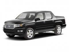 Used 2013 Honda Ridgeline 4WD Crew Cab RTL w-Navi